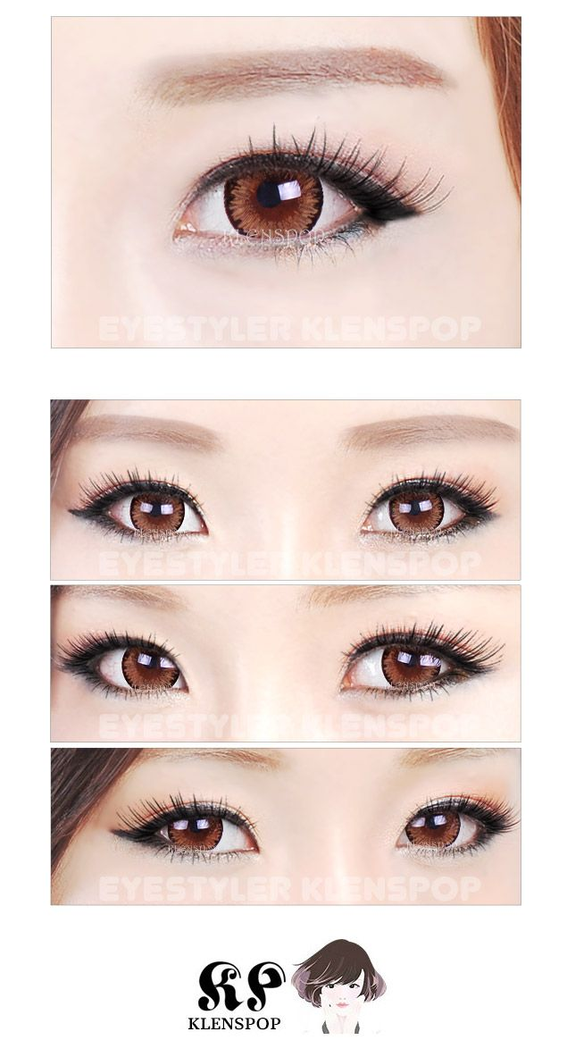 10 best images about Brown, Hazel, and Gold Contact Lenses ...