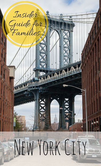NYC Guide for Families via christineknight.me