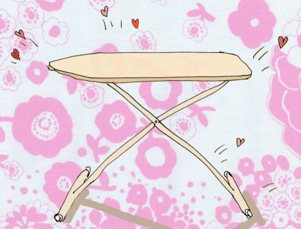 Ironing Board Recovery Project