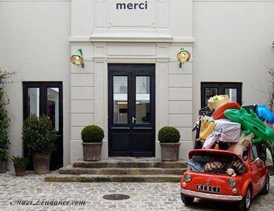 MERCI - 111 Boulevard Beaumarchais