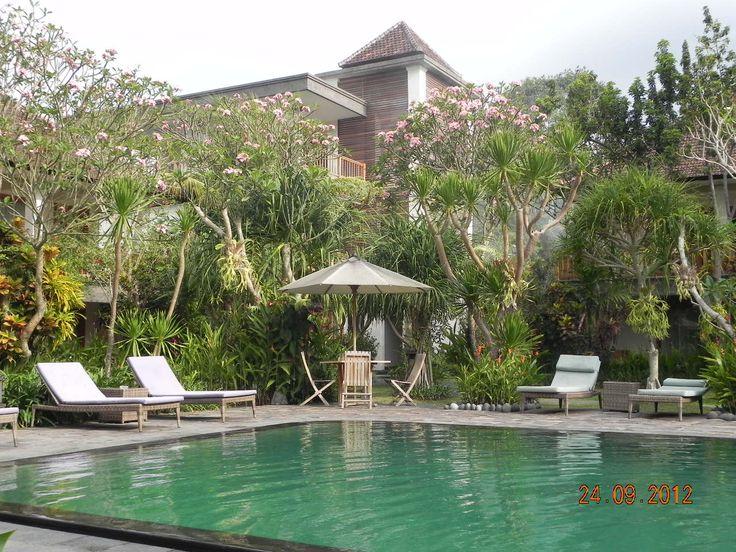 Sri Ratih cottages, Ubud, Bali