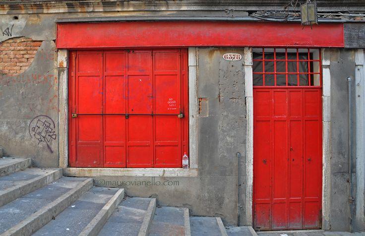 Rosso a Venezia