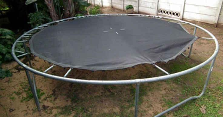 Trampolines are sources of such fun for kids. But when your trampoline breaks,...