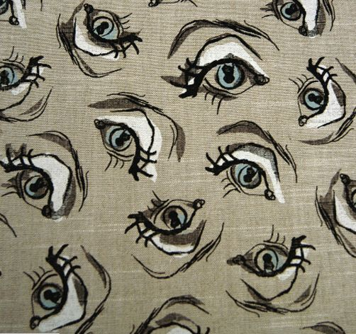 618 Best Barkcloth And Other Fabrics Images On Pinterest