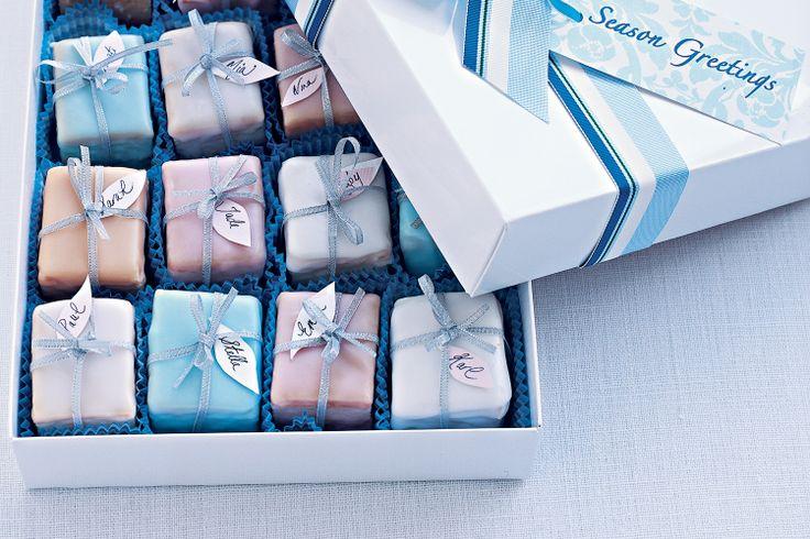 Strawberry cream gift cakes http://www.taste.com.au/recipes/9007/strawberry+cream+gift+cakes