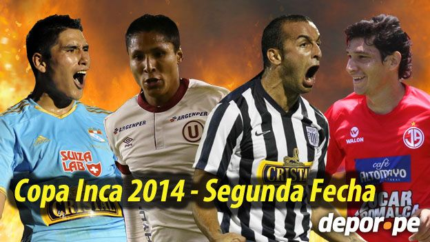 Copa Inca: así quedó la tabla de posiciones tras la segunda fecha #Depor