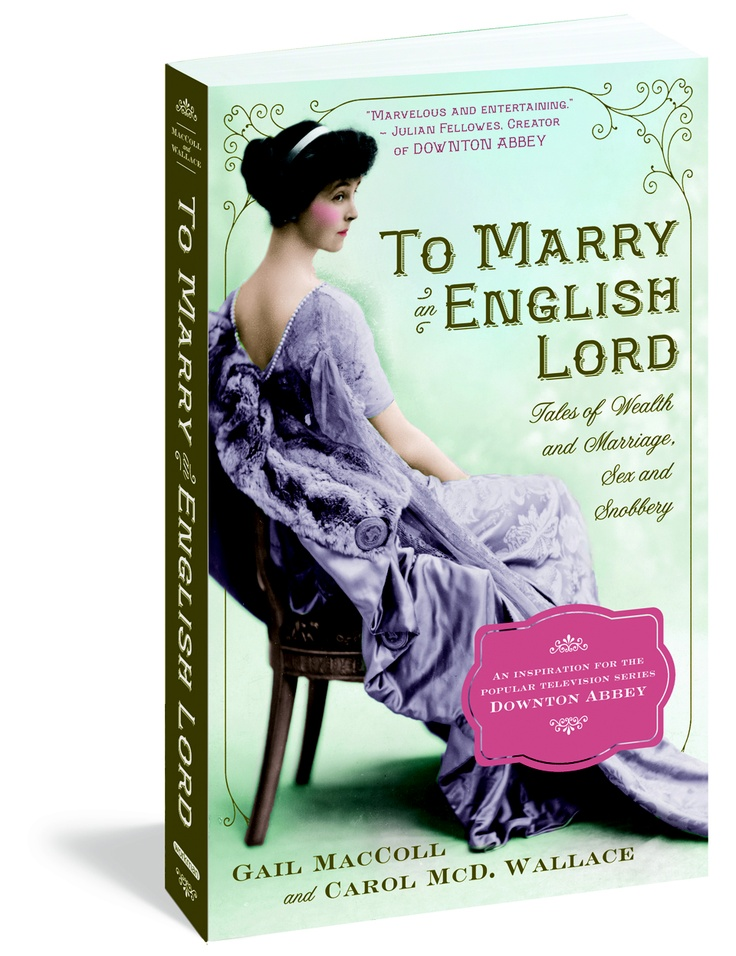 to marry an english lord pdf
