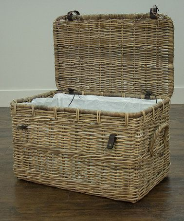 Look at this #zulilyfind! Large Marine Basket #zulilyfinds