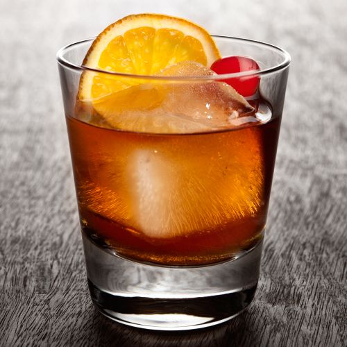 Bourbon Old Fashioned. I will make myself drink Bourbon! This sounds like the perfect DC drink.