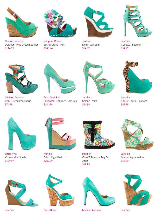 Визуальный поиск обуви — продвинутый сервис от Heels.com. Инструмент SOLE MATE предложит модели, максимально удовлетворяющие вашему запросу. http://www.bigshopforum.ru/magazine/shopping/heels-visual-search.php