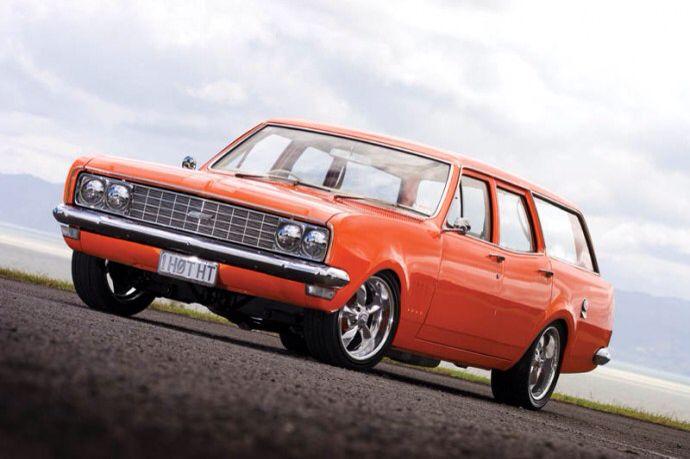 Holden premier wagon