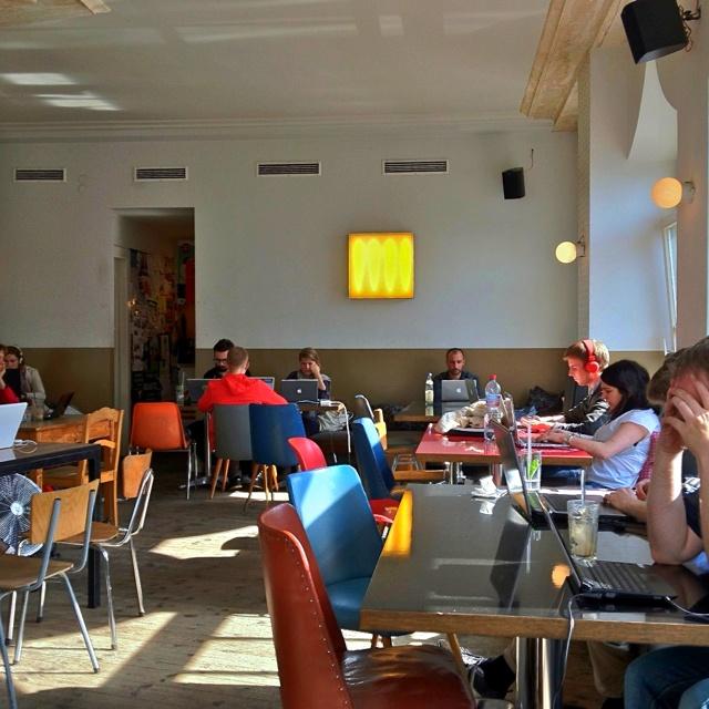 Best Cafe Wifi Mitte Berlin