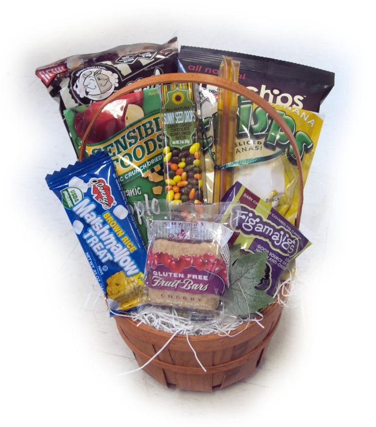 Healthy Birthday Gift Basket For Her : Images about gift baskets for children on