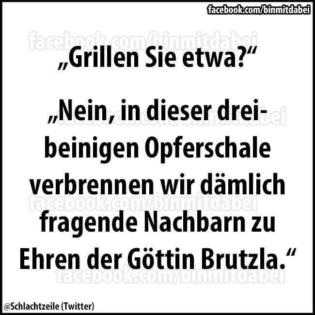 Grillen!!; )