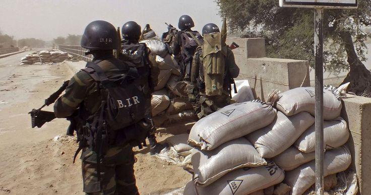 Drie meisjes, van elf tot vijftien jaar, zijn om het leven gekomen toen ze een zelfmoordaanslag wilden plegen in naam van Boko Haram. Dat meldt het leger…