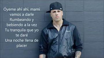 Hasta El Amanecer-Nicky Jam (Letra) - YouTube