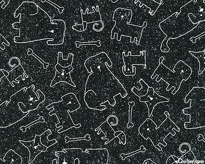 Patches The Dog - Canine Outline - Midnight by Hoffman fabrics.: Doggies Oggi, Dogs Sketch, Fabrics Online, Dogs Stuff, Hoffman Fabrics, Fabrics Fiber Trim, Oggi Oggi, Canin Outline, Tikker Tattoo