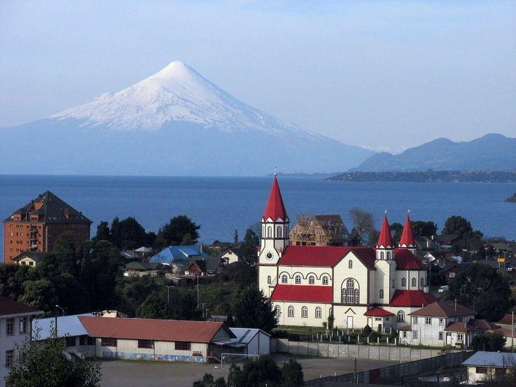 Puerto Varas, Chile.