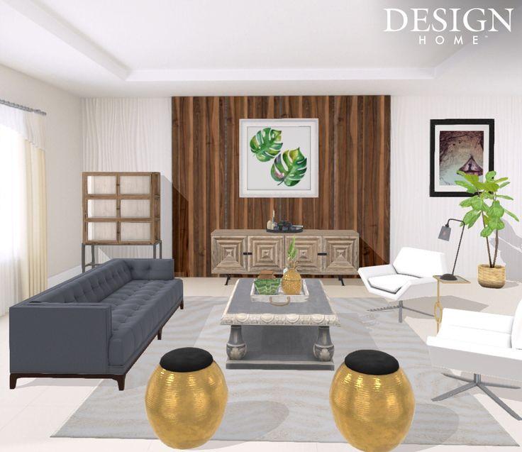 Modern living #home #homedecor #justlovedesign
