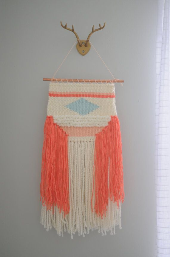 25 Unique Weaving Wall Hanging Ideas On Pinterest