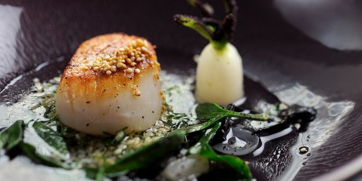Scallop Broth Recipe - Great British Chefs
