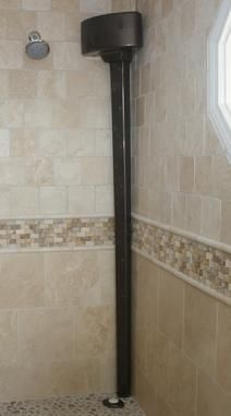 Tornado Body Dryer: Dry your entire body without a towel -- while still in your warm shower enclosure! I so need this
