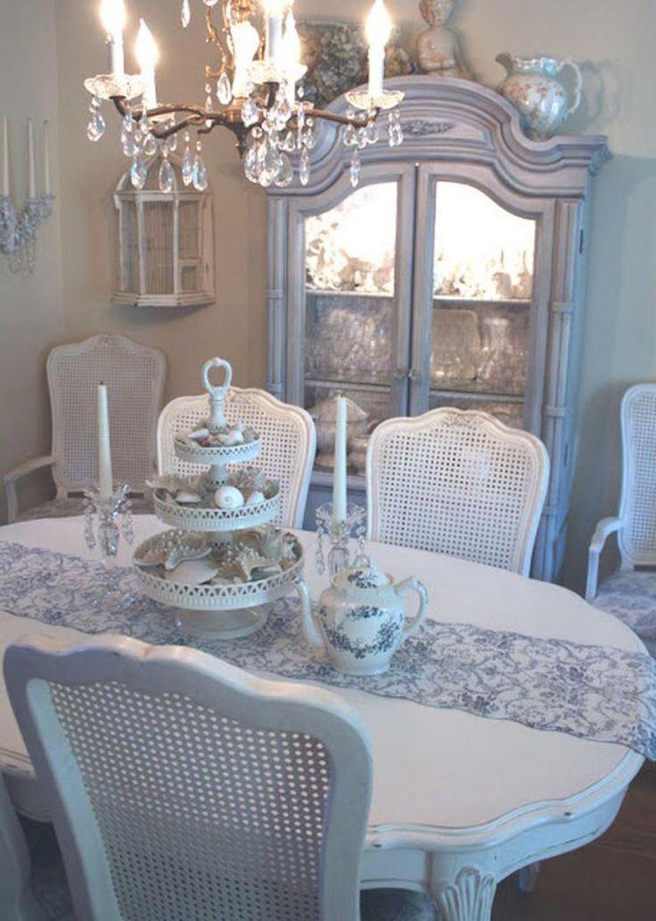 68 Beautiful White Shabby Chic Living Room Decoration …