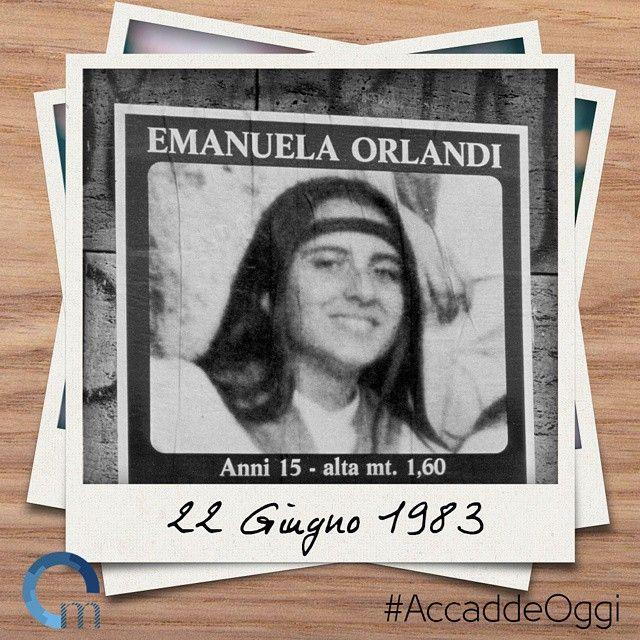 Il #22giugno del 1983 scomparve Emanuela Orlandi. Dopo 32 anni il caso è rimasto irrisolto