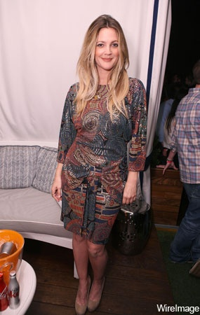 A Week In The Style Of Drew Barrymore! | Grazia Fashion