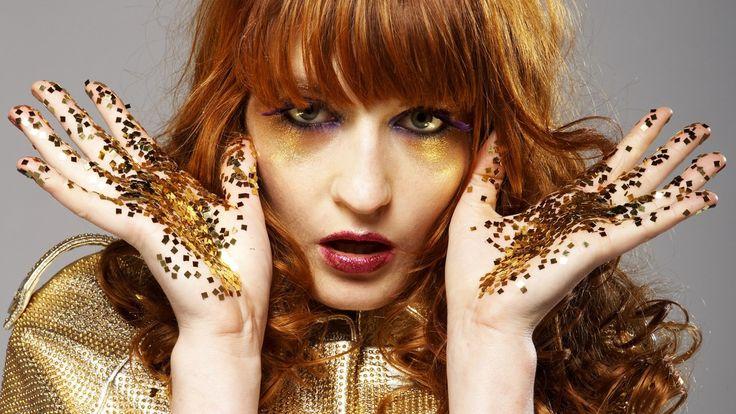 """Ouça """"Wish That You Here"""", música de Florence + The Machine para a trilha sonora…"""