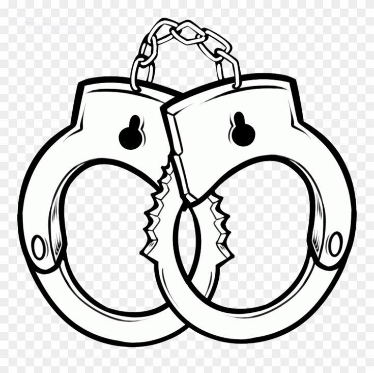 Handcuffs Clipart Png Download Clip Art Free Clip Art Handcuffs