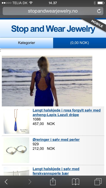 The Norwegian site www.stopandwearjewelry.no