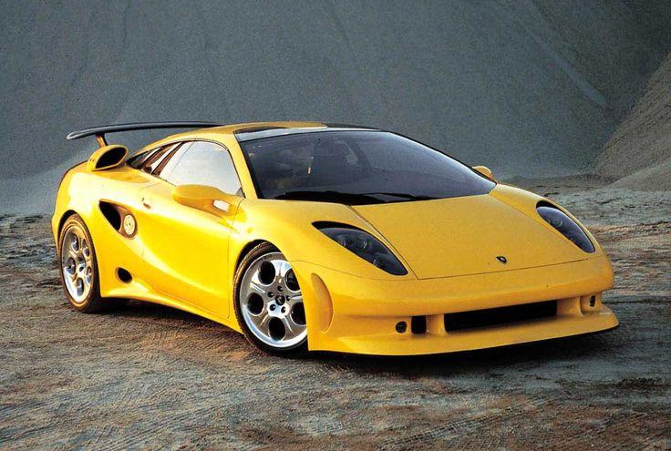 Lamborghini Cala 1995 – automotive99.com