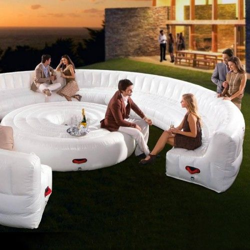 Beach7 30 person Airlounge  on Yellow Octopus  #giftsformen #fathersday #fathersdaygiftideas #gifts #airlounge