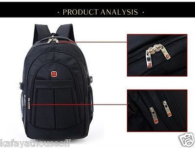 Swissgear Unisex Backpack Waterproof Laptop bag 15.6'' polyester (scheduled via http://www.tailwindapp.com?utm_source=pinterest&utm_medium=twpin&utm_content=post12415028&utm_campaign=scheduler_attribution)