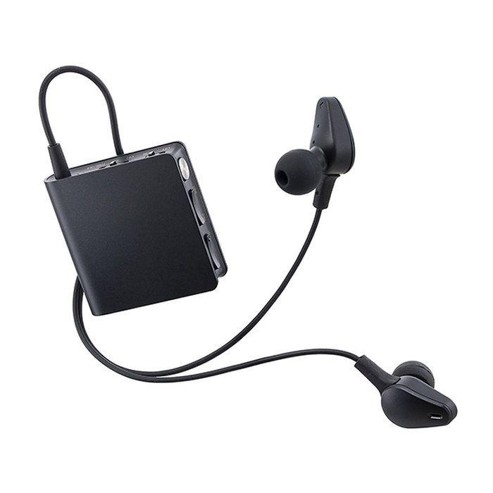 【新製品】GLIDiCSoundAirWS-7000NC/ブラックノイズキャンセル機能搭載Bluetoothワイヤレスイヤホンイヤフォン【送料無料】