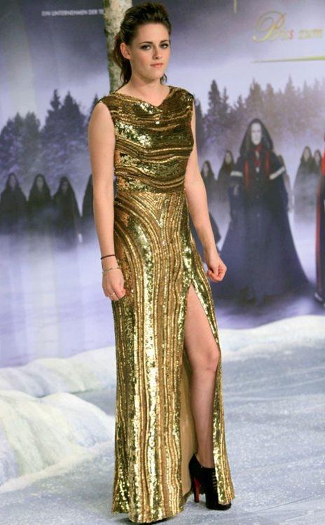 Kristen Stewart, Breaking Dawn Part 2 Berlin premiere