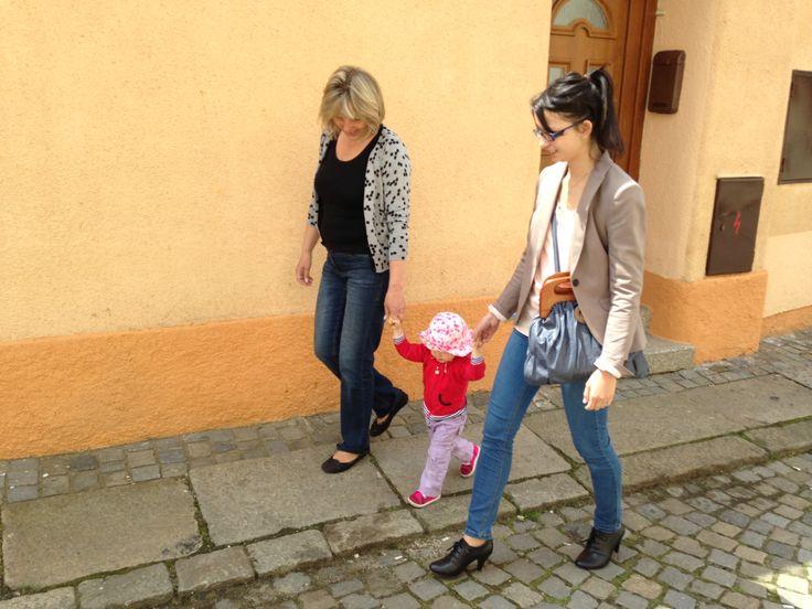 S babičkou a mamkou
