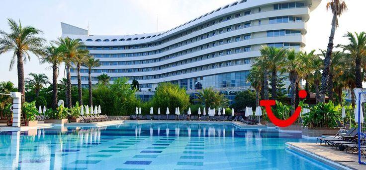 Concorde De Luxe Resort (hotel) - Lara - Turkije - Arke nu TUI