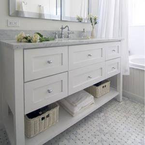 Image result for hamptons bathroom