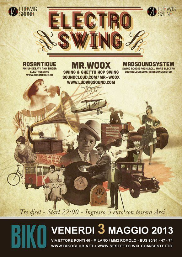 Electro swing party http://www.electroswingitalia.com/2013/04/26/electro-swing-party/