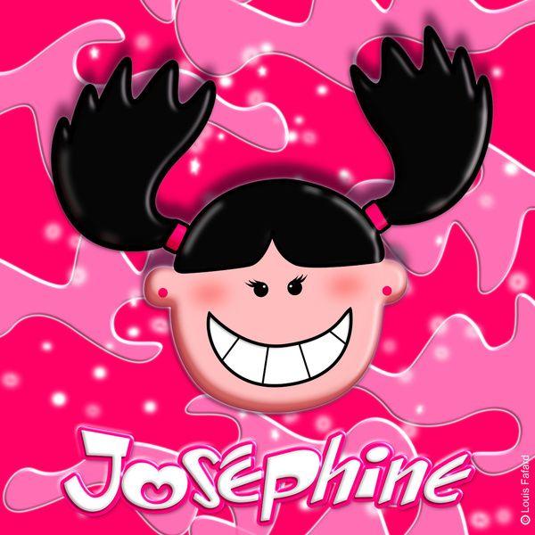 Hi!...Allo!...Je suis Joséphine!