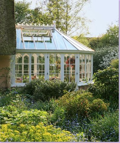 67 best Victorian Conservatories images on Pinterest | Greenhouses ...