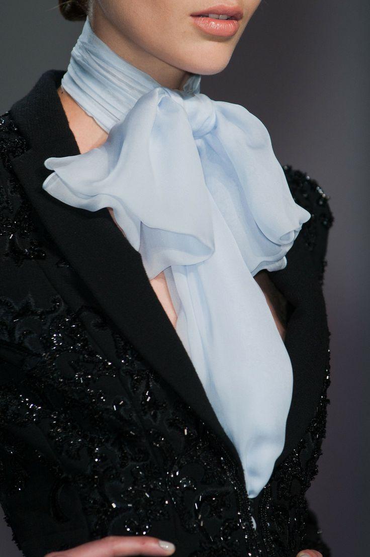 Défile Ralph & Russo Haute couture Printemps-été 2014 - Détail 74
