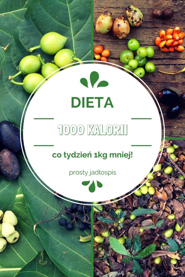 Dieta 1000 kalorii: jadłospis, przepisy, efekty, opinie