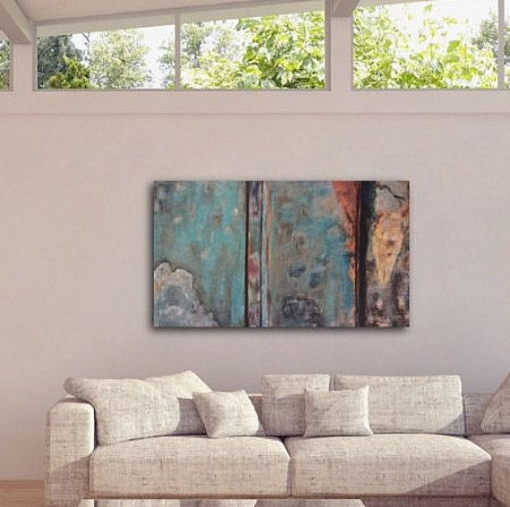 Abstract Painting Contemporary Art Modern by ArtbySonjaAlfreider