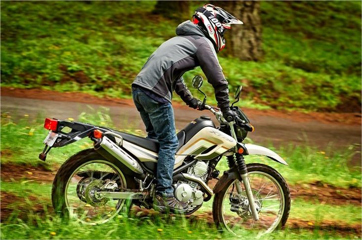 2018 Yamaha XT250 Dual Sport Motorcycle