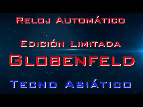 Reloj Automático Globenfeld