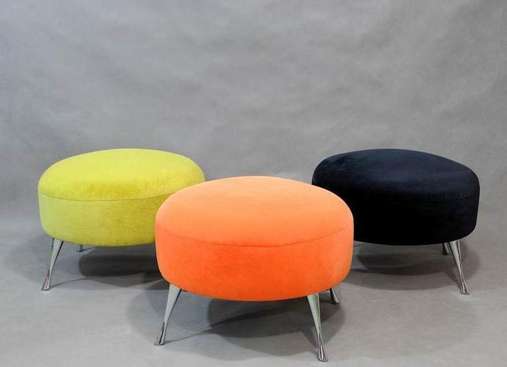 Ideą kolekcji jest inspiracja soczystym kolorem natury . Kolekcja obejmuje proste w formie pufy,ławki , stołki oraz mini sofy,osadzone na prostych...