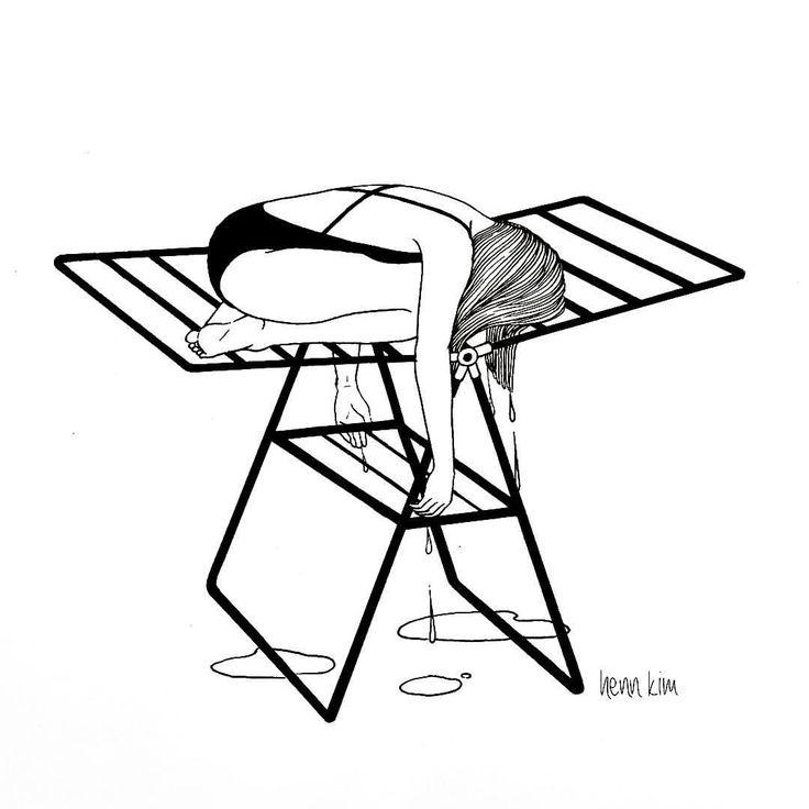 ㅣdry your tearsㅣby Henn Kim Go Get Art Print
